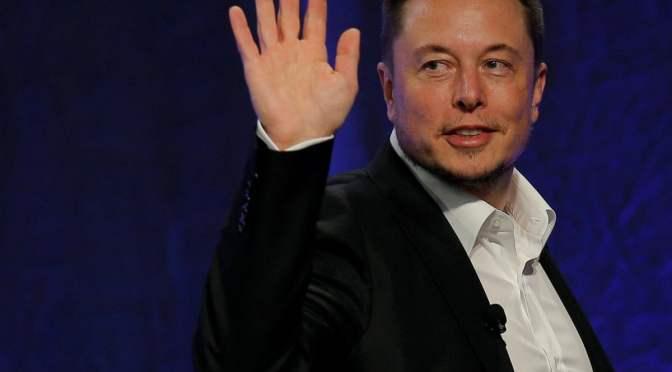 Elon Musk no se vacunará contra el Covid-19 porque piensa que es inmune