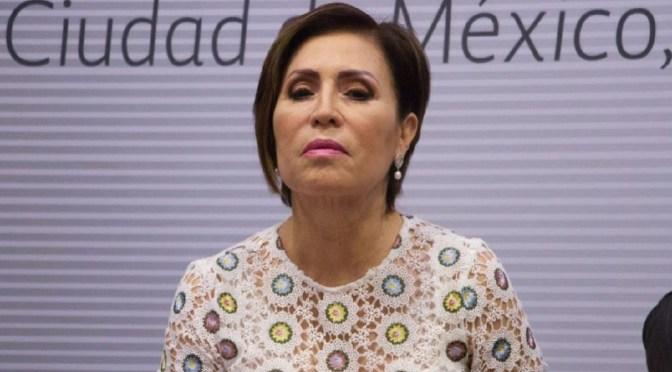 Robles acepta colaborar con FGR por la Estafa Maestra