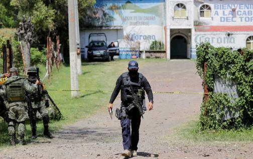Once muertos deja ataque armado en un bar en estado mexicano Guanajuato