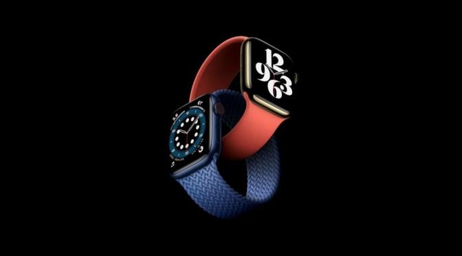Así es el nuevo Apple Watch Series 6