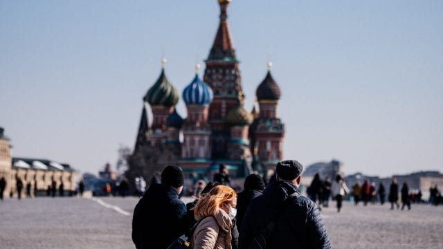 Rusia supera el millón de casos confirmados de COVID-19