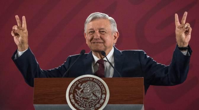 Los conservadores están enojados, pero ahora tienen absoluta libertad de expresión: López Obrador
