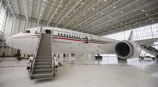 Estos son los ganadores de la 'Rifa del Avión Presidencial'