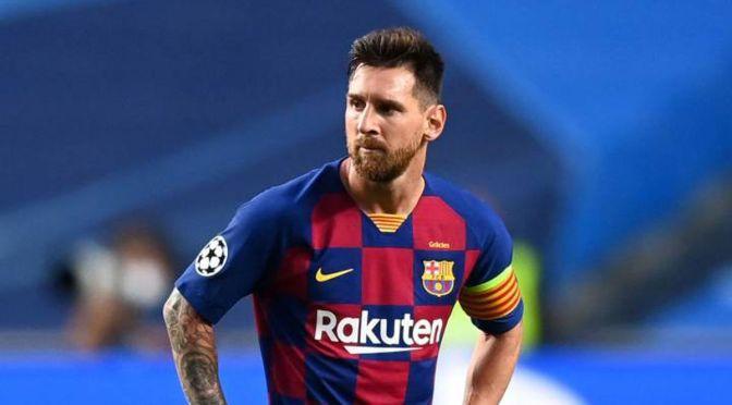 """Messi: """"Si cometí errores, fueron por hacer un mejor y más fuerte Barcelona"""""""