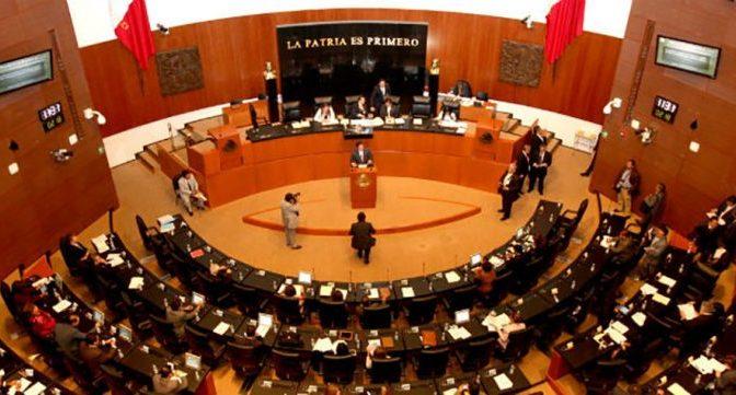 Senado recibe solicitud de AMLO sobre consulta popular para enjuiciar expresidentes