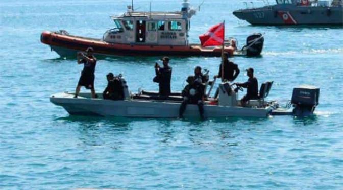 México: 21 detenidos y buque asegurado por robo combustible