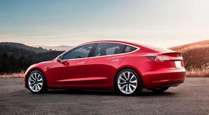 Tesla reporta entregas trimestrales récord, pero ventas del Model 3 decepcionan