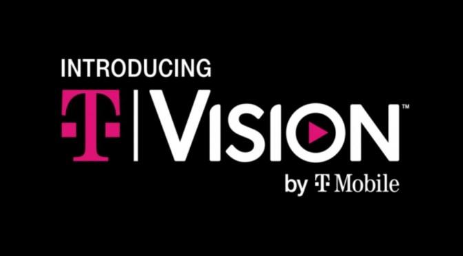 TVision, el nuevo servicio de streaming de televisión de T-Mobile