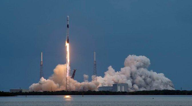 SpaceX presenta la versión de prueba del Internet satelital Starlink
