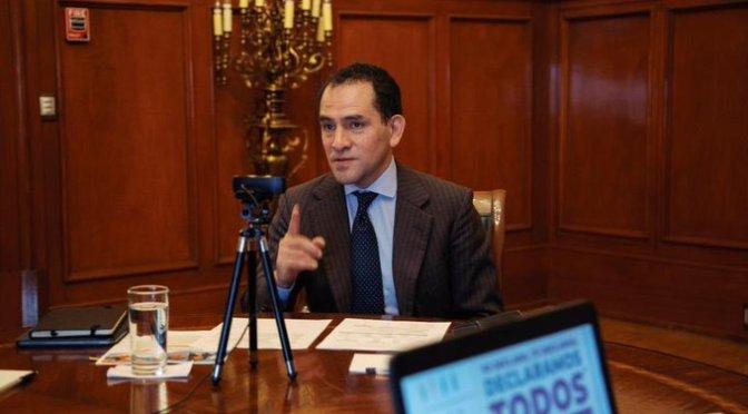 Hacienda plantea discutir pacto fiscal después de elecciones de 2021