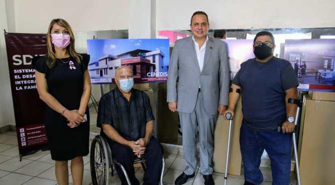 Contará Tijuana con un CENEDIS para personas con discapacidad