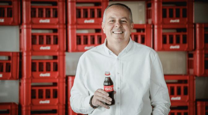 Coca-Cola Company nombra a Roberto Mercadé como nuevo presidente de Coca-Cola México
