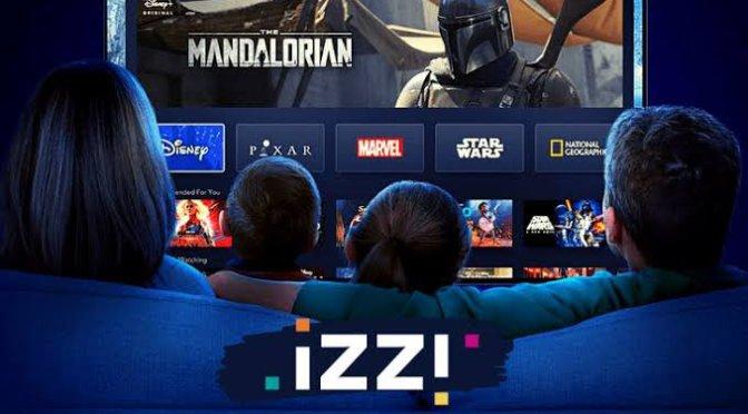 izzi, aliado de Disney+ en México