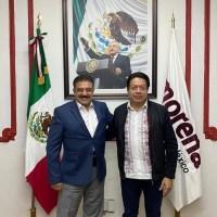 """Carlos Lomelí advierte sobre grupos conflictivos en Morena: """"la lucha no es interna"""""""