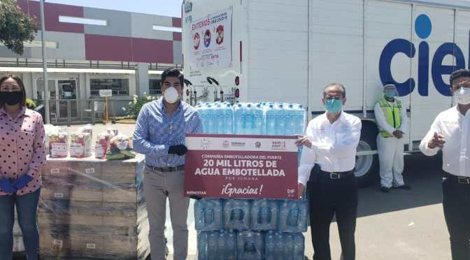 La industria mexicana de Coca-Cola suma esfuerzos de cara a 2021