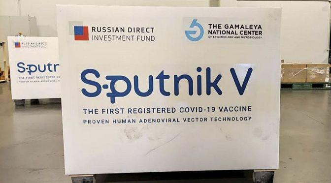 Venezuela firma contrato para adquisición de vacuna Sputnik V