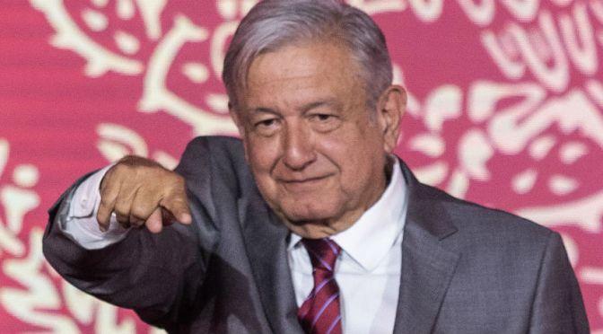 Presidente AMLO es sólo  un caso leve de COVID-19: Secretaría de Salud
