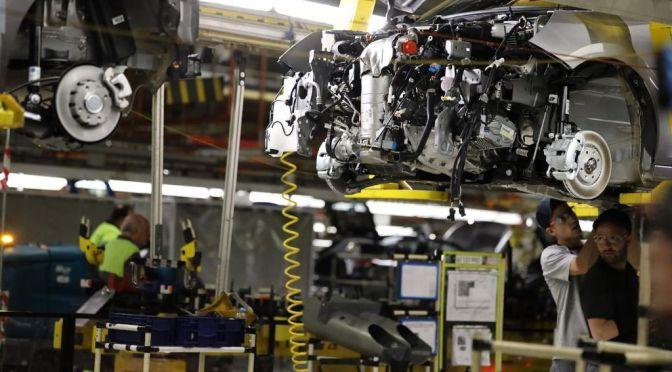 Producción industrial de la zona Euro mejoró en noviembre pese a pandemia