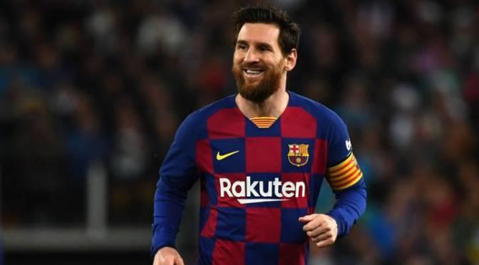 Revelan contrato que específica que Messi ganó 555 millones de euros en los últimos 4 años
