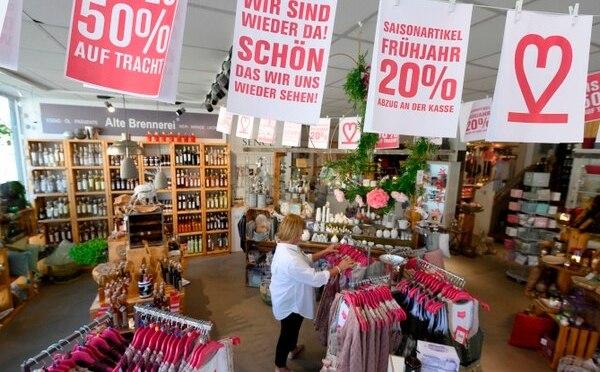 Alemania evita una caída económica récord en 2020 a pesar del impacto del COVID-19