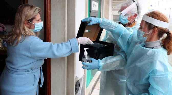 Portugal vota en elecciones presidenciales socialmente distanciadas en el apogeo de la pandemia