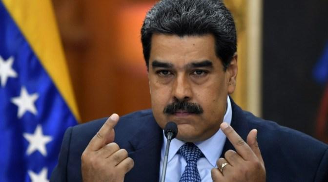 Guadió está derrotado: Maduro
