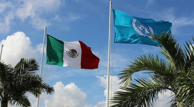 México inicia su aventura en el Consejo de Seguridad de la ONU