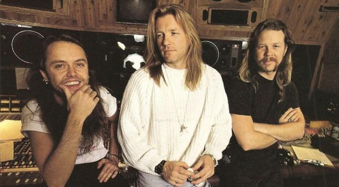 El productor de Metallica, Bob Rock vende los derechos de más de 40 canciones