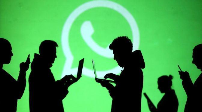 India pide a WhatsApp  que retire nueva actualización de la política de privacidad