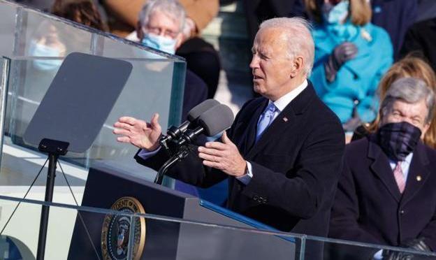 Biden pide poner fin a la falta de civilidad entre los estadounidenses