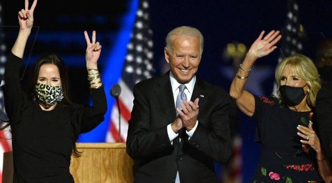Biden y la revitalización económica