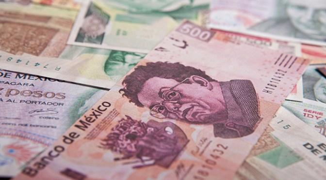 México recibe impulso externo
