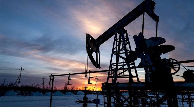 Producción petrolera de Rusia cae por primera vez desde 2008