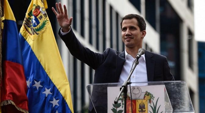 Biden reconocerá a Guaidó como líder de Venezuela