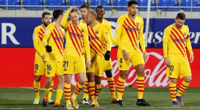 Futbolistas del Barcelona dan negativo a COVID-19 tras dos casos entre miembros personal