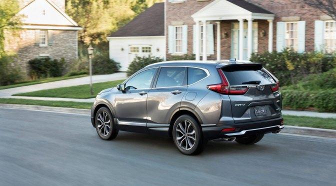 Honda CR-V, un vehículo para trayectos cómodos, seguros y divertidos