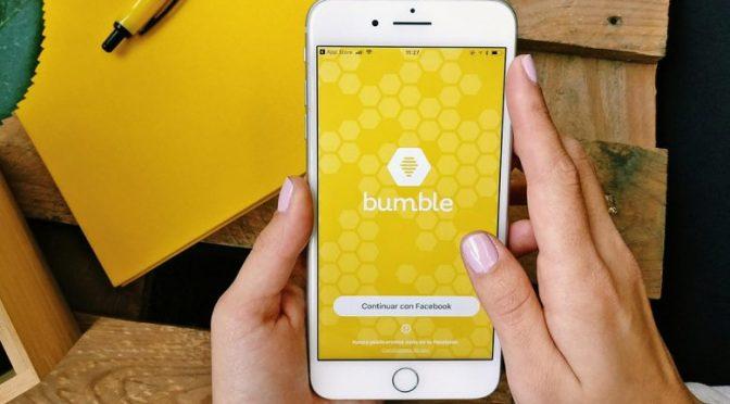 La aplicación de citas Bumble busca recaudar más de 1 mil mdd en Estados Unidos