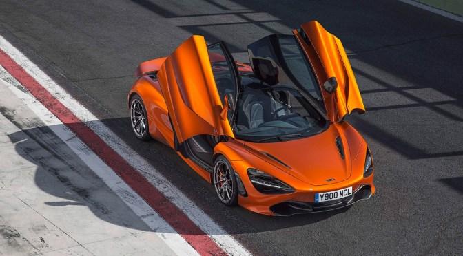 McLaren apunta a reconstruir superdeportivos para entrar en la era eléctrica