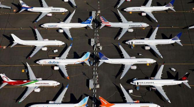 Boeing trabaja con reguladores y clientes sobre la devolución del 737 MAX en Asia