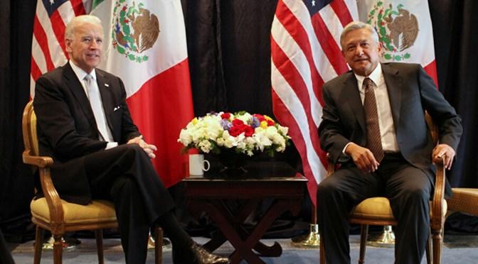 AMLO pedirá a Biden que comparta las vacunas de Estados unidos con México: fuentes