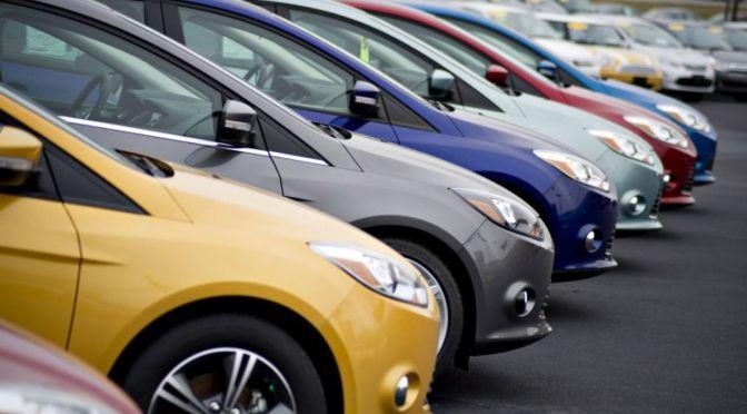 Enero marca caída en la Venta de autos del 22.6%