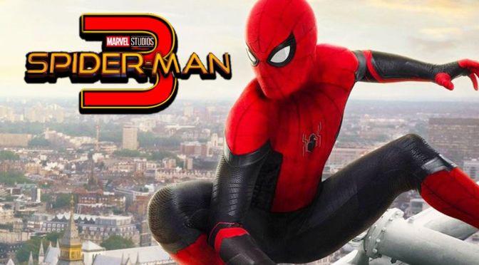 Home-Wrecker, Phone Home y Home Slice, los tres títulos que anuncia Spider-Man 3