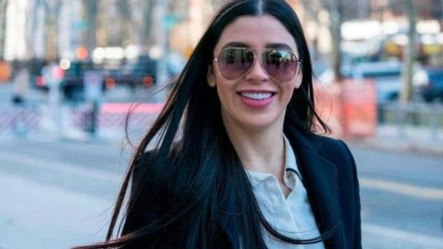 Emma Coronel pasó de vivir en la obscuridad a celebridad