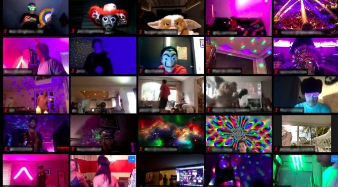 Fiestas de trabajo virtuales: lo bueno, lo malo y lo llano peculiar