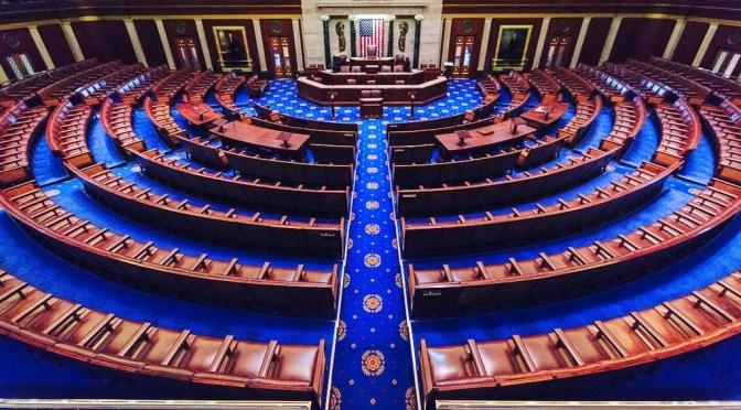 Cámara de los Estados Unidos a punto de aprobar el proyecto de ley de ayuda COVID-19 por 1.9 billones