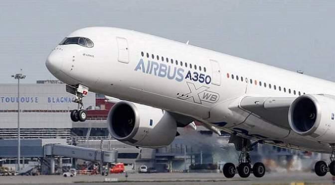Airbus explora la tecnología de aviones híbridos-eléctricos