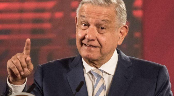 El presidente López Obrador, haciendo política – Análisis