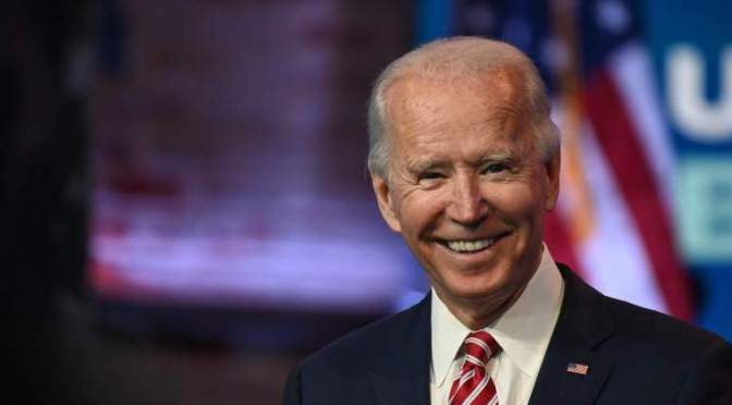 Biden contrasta fuertemente con Trump en su debut presidencial en el escenario mundial