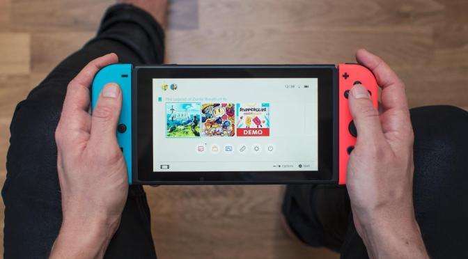 Nintendo aumenta el pronóstico de ventas de Switch después de un excelente fin de año