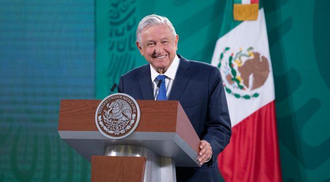 López Obrador destaca mucha comprensión de Biden a su petición de vacunas
